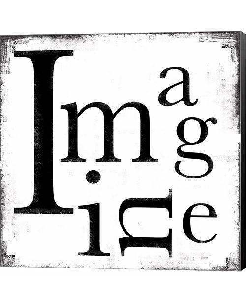 Metaverse Imagine 3 by Louise Carey Canvas Art