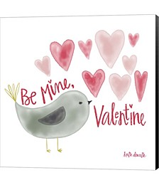 Be My Valentine by Katie Doucette Canvas Art
