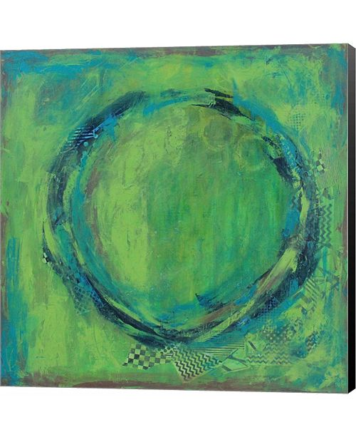 Metaverse Playing Around by Cindy Shamp Canvas Art