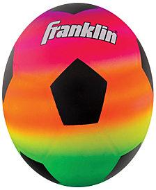 "Franklin Sports Pvc Vibe Playground Soccer Ball, 8.5"""