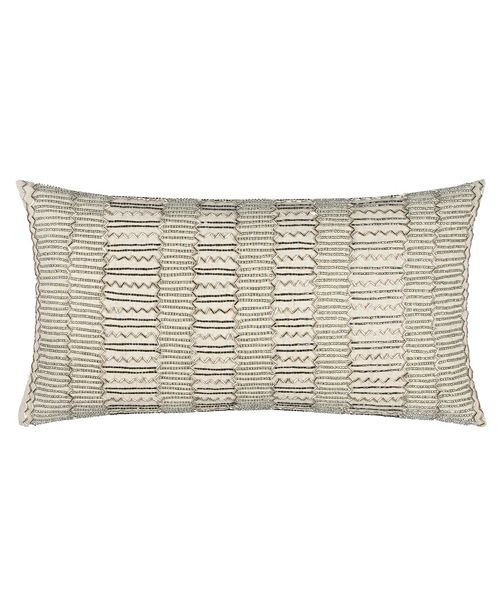 """Rizzy Home 11"""" x 21"""" Striped Pillow Collection"""