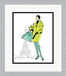 Paris by Anne Tavoletti Framed Art
