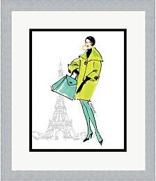 Paris by Anne Tavoletti Framed Art