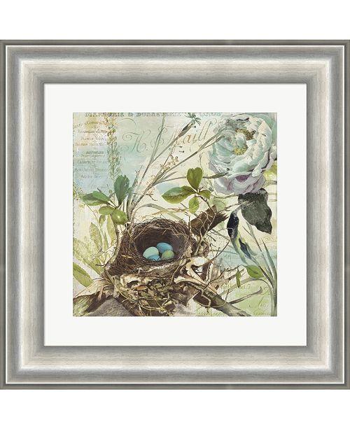 Metaverse Nesting II by Color Bakery Framed Art