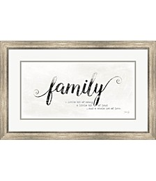 Family by Marla Rae Framed Art