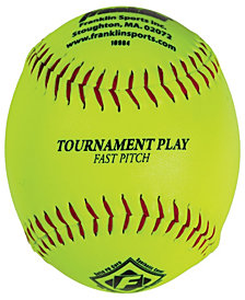 "Franklin Sports 12"" Fastpitch Softballs - 12 Pack"