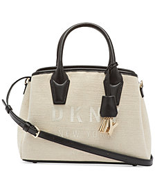 DKNY Hutton Satchel, Created for Macy's