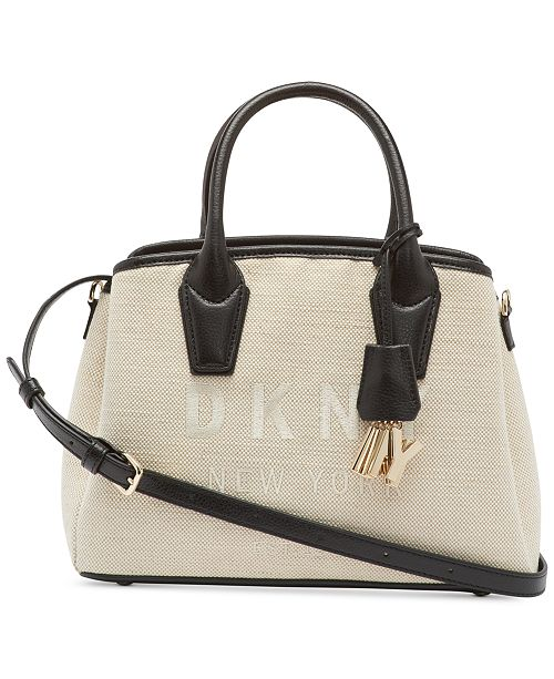 DKNY Hutton Satchel, Created for Macy's