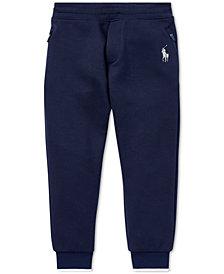 Polo Ralph Lauren Little Boys Double-Knit Joggers