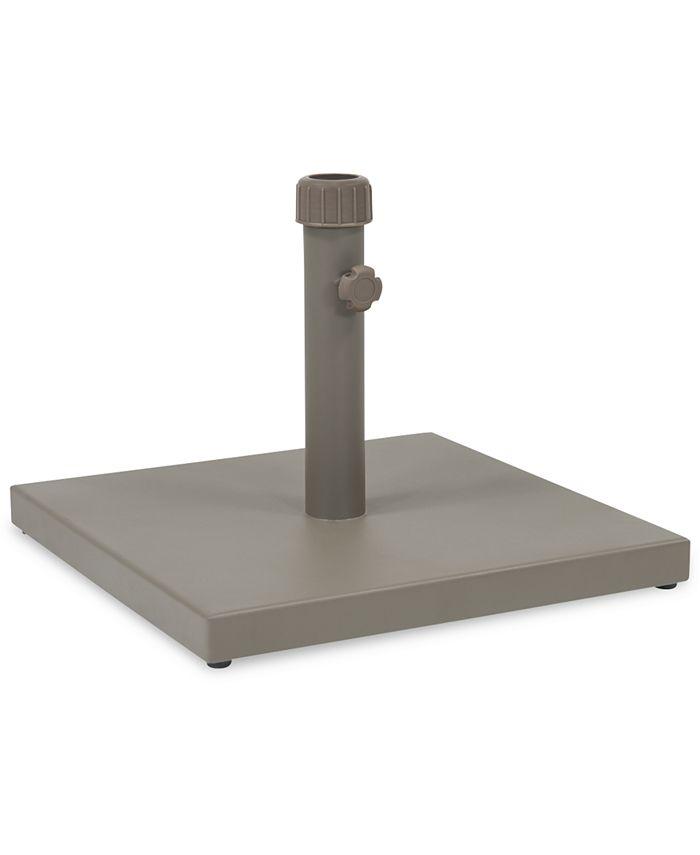 Furniture - Rialto Outdoor Aluminum Umbrella Base