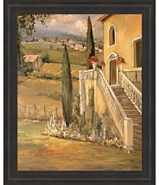 Scenic Italy IX by Allayn Stevens Framed Art