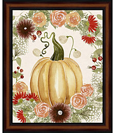 Red Autumn II by Grace Popp Framed Art