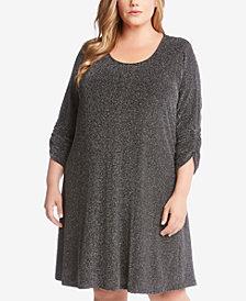 Karen Kane Plus Size Chloe Dress