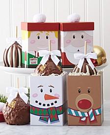 North Pole Pals Caramel Apple Gift Set