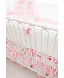 Rosebud Lane Crib Bumper