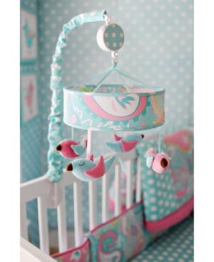 Pixie Baby in Aqua Mobile Bedding