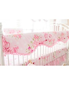 Rosebud Lane Crib Rail Cover