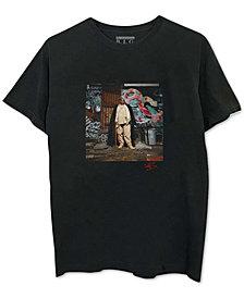 Biggie Graffiti Men's Graphic T-shirt