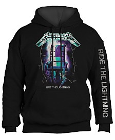 Metallica Ride The Lightning Men's Hoodie