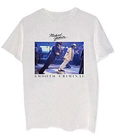 Michael Jackson Smooth Criminal Men's Graphic T-Shirt