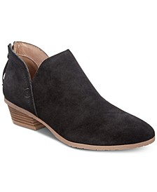 Women's Side Way Booties