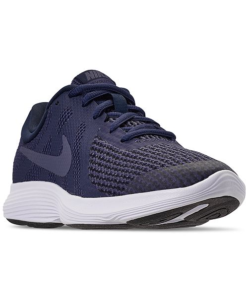 cbd4850e0fb3 Nike Boys  Revolution 4 Running Sneakers from Finish Line   Reviews ...