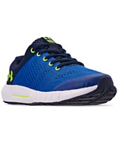 6c82386360fb Under Armor Little Boys  Pursuit Running Sneakers from Finish Line