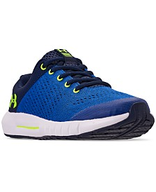 4442c587356f Under Armor Little Boys  Pursuit Running Sneakers from Finish Line