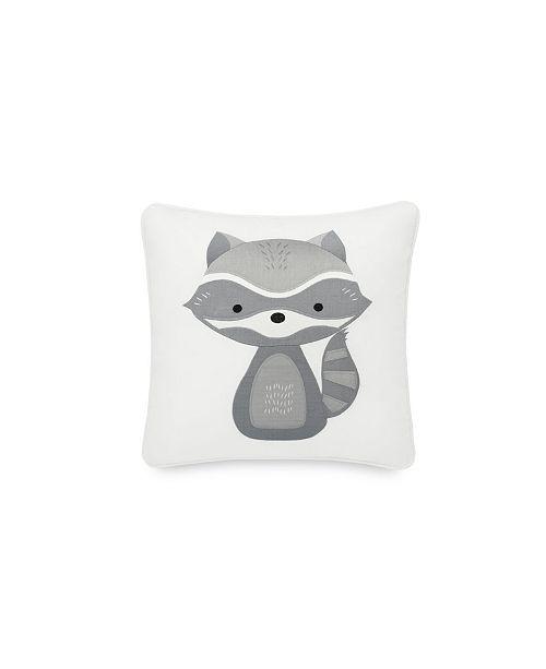 "Pendleton Raccoon 18"" X 18"" Decorative Pillow"