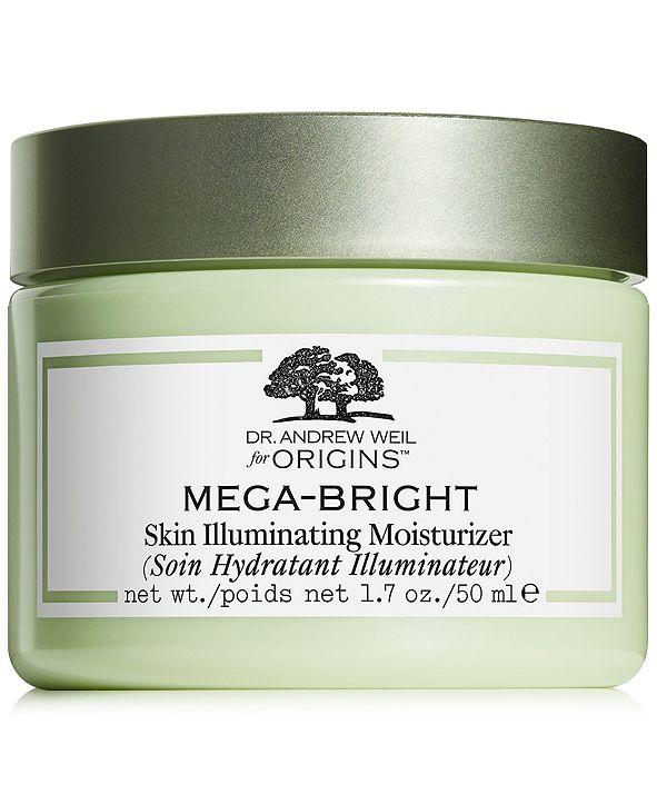 Origins Dr. Andrew Weil for Origins Mega-Bright Skin Illuminating Moisturizer, 1.7 oz.