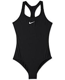 Nike Big Girls 1-Pc. Racerback Swimsuit