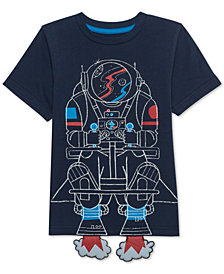 Jem Toddler Boys Jet Pack Graphic T-Shirt