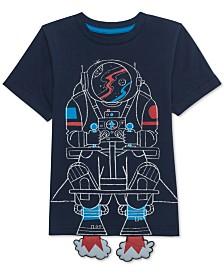 Jem Little Boys Jet Pack Graphic T-Shirt