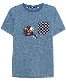 Jem Big Boys Mario Kart Graphic T-Shirt