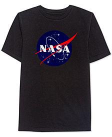 Jem Big Boys NASA Logo Graphic T-Shirt