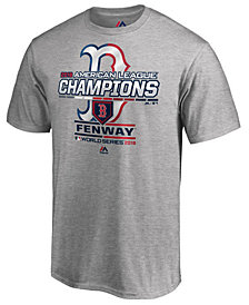 Majestic Men's Boston Red Sox League Champ T-Shirt