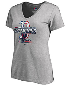 Majestic Women's Boston Red Sox MLB Women's League Champ T-Shirt