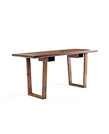 Aiden Oak Desk