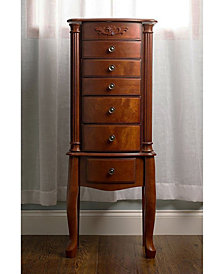 Morgan Jewelry Armoire