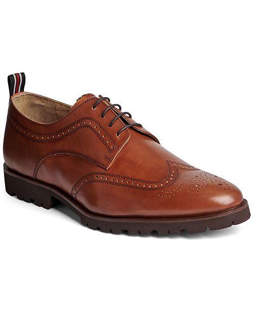 Derby Toutes Carlos Hommes Cognac talonsCommentaires Oxford Gitano Chaussures Hommes Lite By a Santana OPZuTkiX
