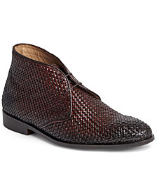 Piano Interweave Chukka Boot