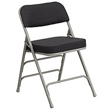 Hercules Series Premium Curved Folding Chair