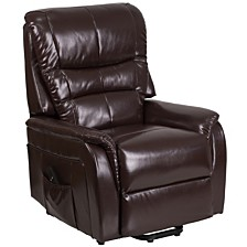 Hercules Series Leather Remote Powered Lift Recliner