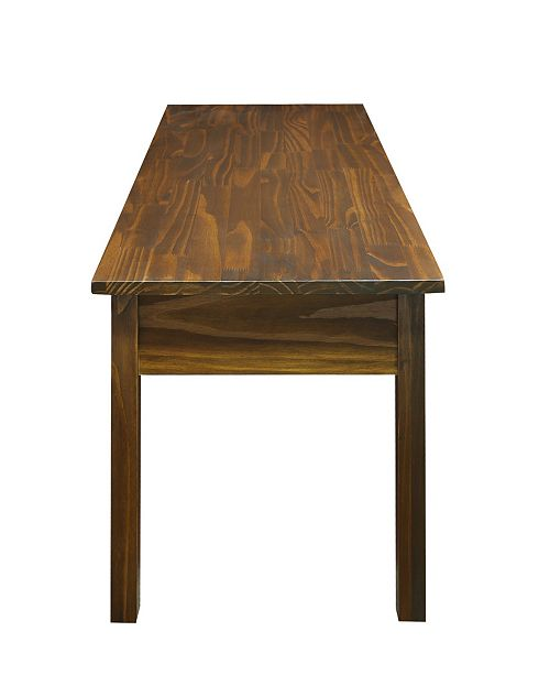 Yu Shan Kennedy Coffee Table With Concealed Drawer Concealment
