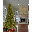 National Tree Company Pre-Lit 7FT Mixed Pine Tree
