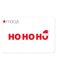 Ho Ho Ho E-Gift Card