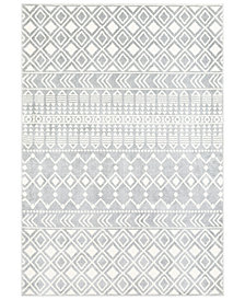 Surya Horizon HRZ-2317 Medium Gray 2' x 3' Area Rug