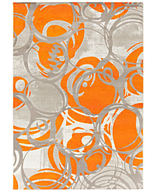 "Surya Jax JAX-5000 Burnt Orange 7'6"" x 10'6"" Area Rug"