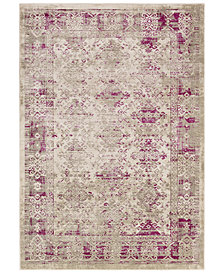 "Surya Jax JAX-5052 Dark Purple 5'2"" x 7'6"" Area Rug"