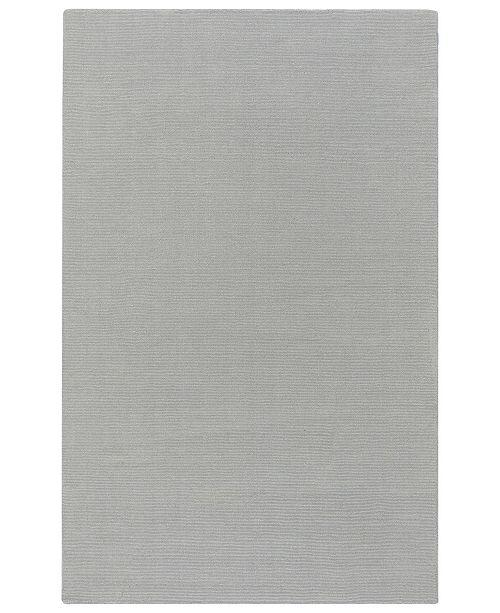 Surya Mystique M-211 Medium Gray 6' x 9' Area Rug